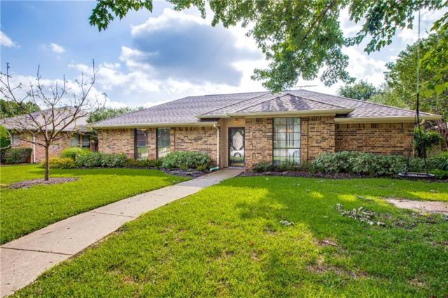 124 Hill Drive, Coppell, TX 75019 (MLS #14122462) :: RE/MAX Town & Country