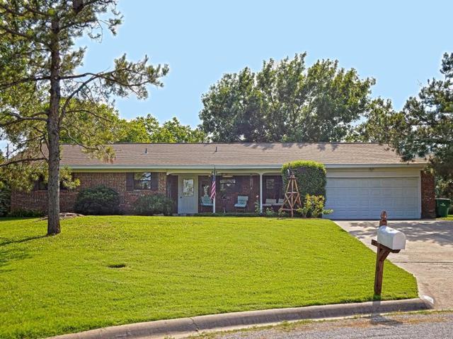 405 Bluebonnet Circle, Dublin, TX 76446 (MLS #14122474) :: Ann Carr Real Estate