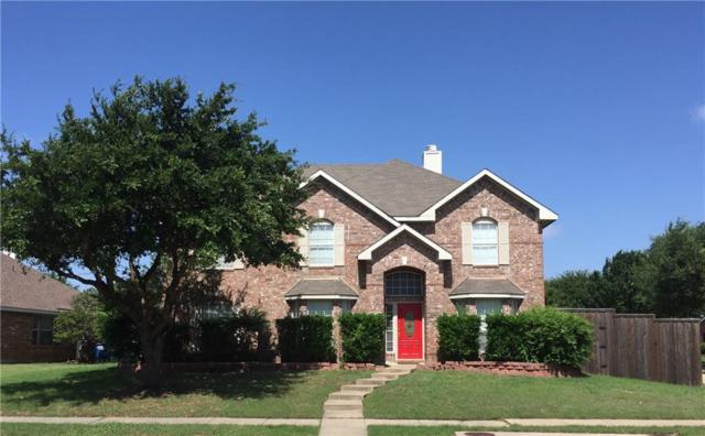 1413 Springmeadow Drive, Allen, TX 75002 (MLS #14122497) :: Hargrove Realty Group