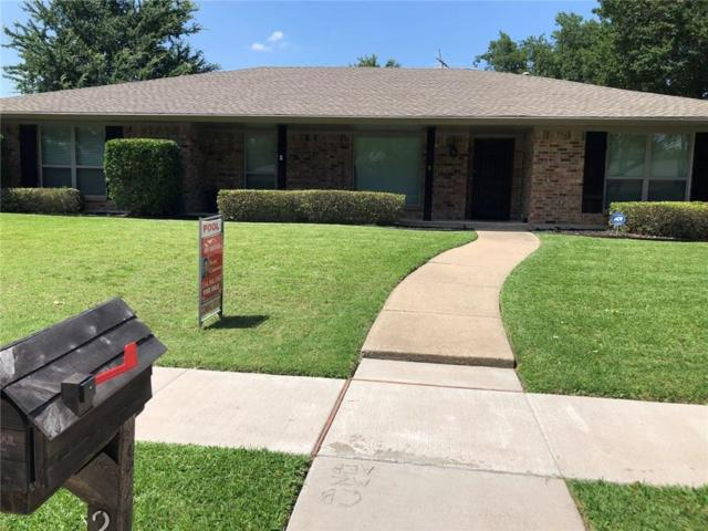 2321 Brennan Drive, Plano, TX 75075 (MLS #14122515) :: Baldree Home Team