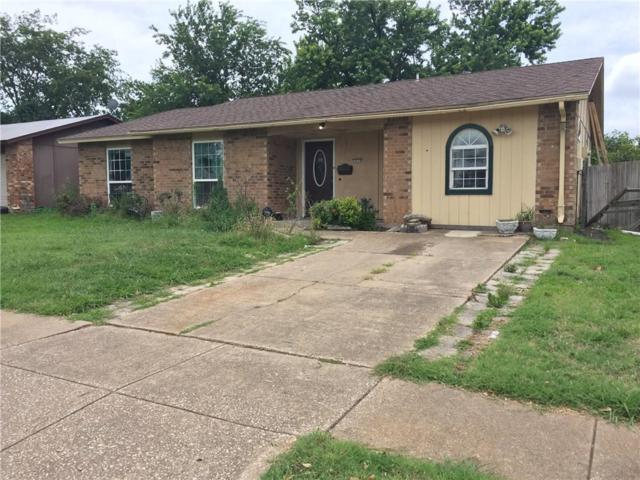 2633 Mill Pond Road, Garland, TX 75044 (MLS #14122516) :: Vibrant Real Estate