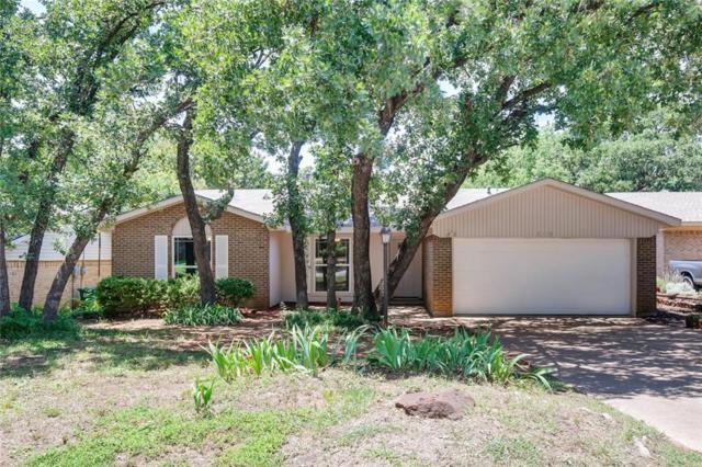 2110 Jacqueline Drive, Denton, TX 76205 (MLS #14122518) :: Vibrant Real Estate