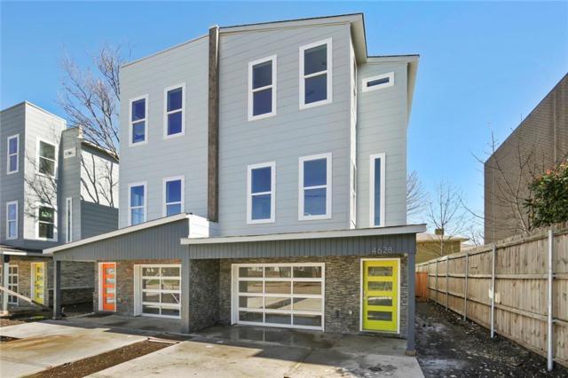 4628 Virginia Avenue, Dallas, TX 75204 (MLS #14122572) :: RE/MAX Town & Country
