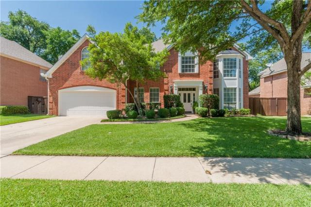 336 Beechwood Lane, Coppell, TX 75019 (MLS #14122577) :: RE/MAX Town & Country