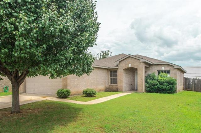 6000 Mckaskle Drive, Fort Worth, TX 76119 (MLS #14122578) :: The Good Home Team