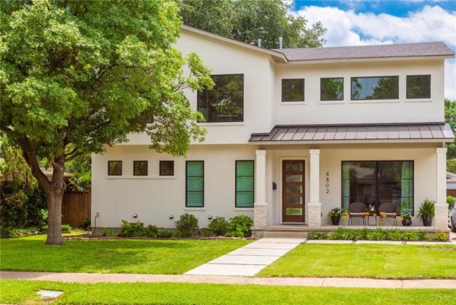 6802 Vada Drive, Dallas, TX 75214 (MLS #14122593) :: The Heyl Group at Keller Williams