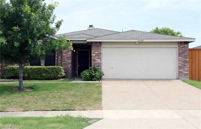 4608 Cedar Crest Drive, Mckinney, TX 75070 (MLS #14122631) :: Hargrove Realty Group