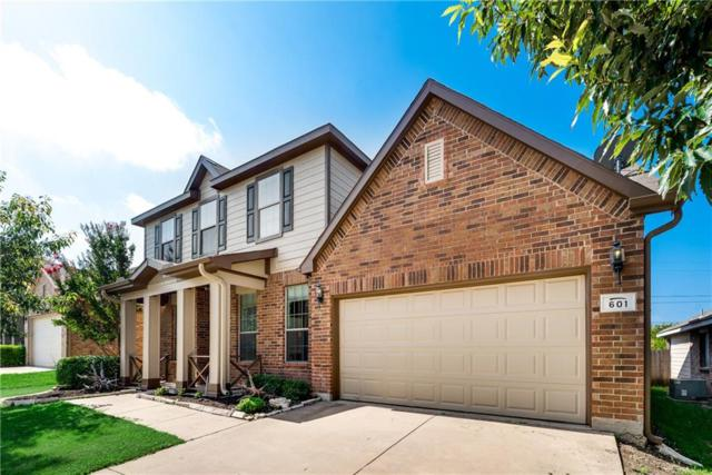 601 Cranbrook Drive, Fort Worth, TX 76131 (MLS #14122635) :: RE/MAX Town & Country