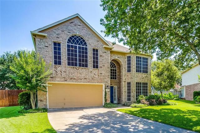 516 Briarcrest Drive, Burleson, TX 76028 (MLS #14122646) :: RE/MAX Town & Country