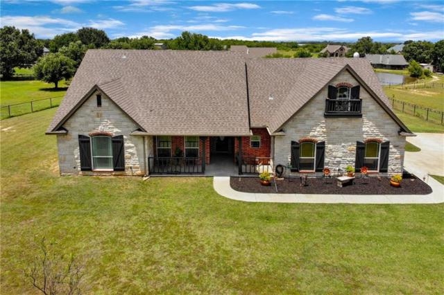 1105 Highland Road, Springtown, TX 76082 (MLS #14122665) :: The Mitchell Group