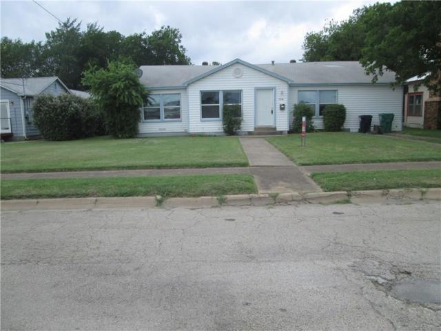 509 Bolivar Street, Denton, TX 76201 (MLS #14122682) :: Vibrant Real Estate
