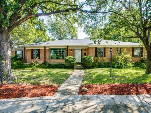 11338 Hillcrest Road, Dallas, TX 75230 (MLS #14122690) :: RE/MAX Town & Country