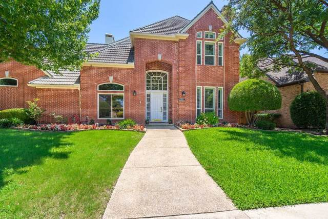3312 Caleo Court, Plano, TX 75025 (MLS #14122702) :: Lynn Wilson with Keller Williams DFW/Southlake