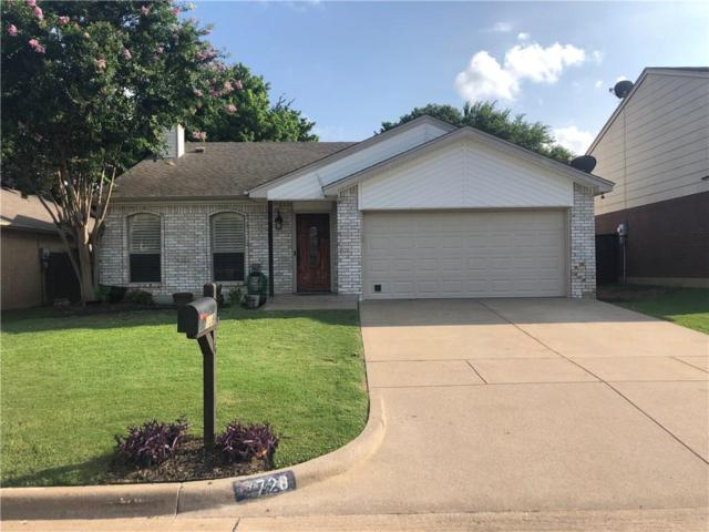 728 Nightingale Circle, Mansfield, TX 76063 (MLS #14122707) :: RE/MAX Town & Country