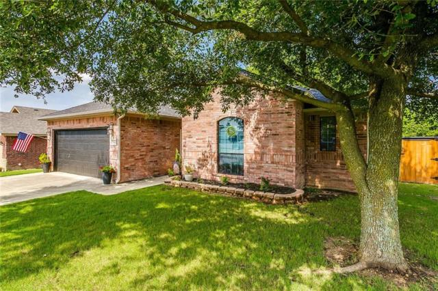 1810 Sandpiper Drive, Weatherford, TX 76088 (MLS #14122717) :: Kimberly Davis & Associates