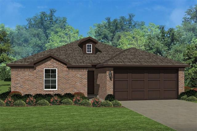 849 Walls Boulevard, Crowley, TX 76036 (MLS #14122721) :: The Mitchell Group