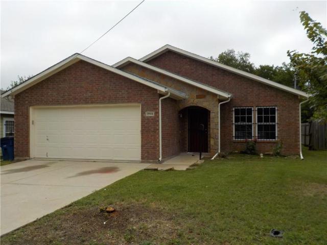 2514 Exeter Avenue, Dallas, TX 75216 (MLS #14122737) :: Kimberly Davis & Associates