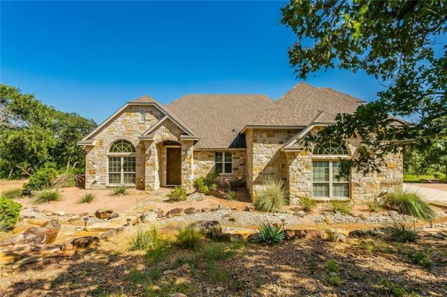 112 Calle Encino Lane, Millsap, TX 76066 (MLS #14122739) :: Kimberly Davis & Associates