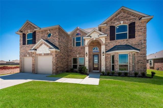 249 Pond Mills Rd, Waxahachie, TX 75165 (MLS #14122745) :: Kimberly Davis & Associates