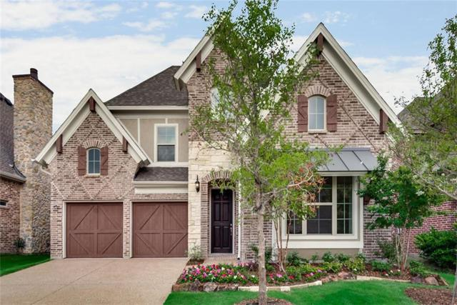 8321 Lindsay Gardens, The Colony, TX 75056 (MLS #14122776) :: Van Poole Properties Group