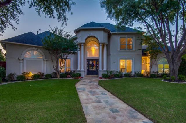 4633 Post Oak Drive, Frisco, TX 75034 (MLS #14122802) :: Kimberly Davis & Associates