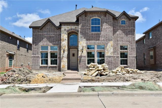 11622 Gatesville Drive, Frisco, TX 75035 (MLS #14122806) :: Hargrove Realty Group