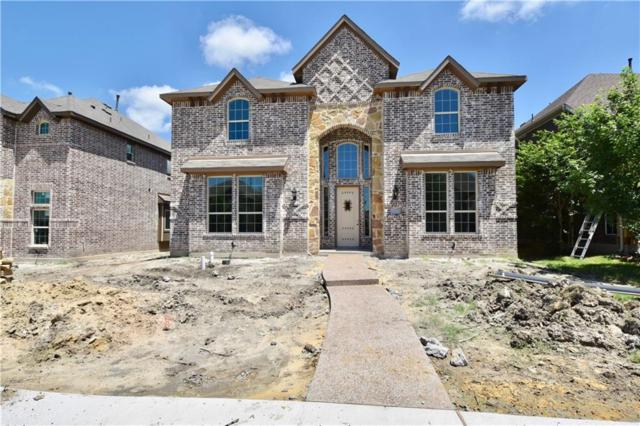 11640 Gatesville Drive, Frisco, TX 75035 (MLS #14122811) :: Hargrove Realty Group