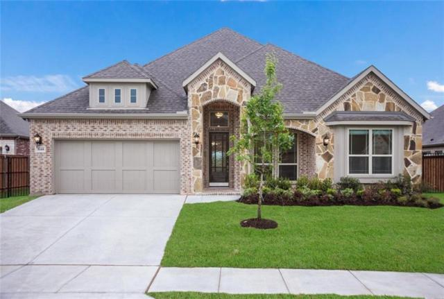4144 Las Colina Dr, Fort Worth, TX 76179 (MLS #14122853) :: RE/MAX Town & Country