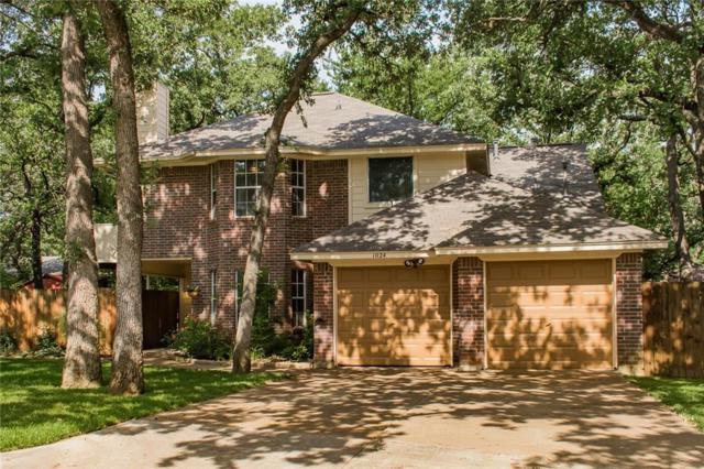 1024 Conchos Circle E, Keller, TX 76248 (MLS #14122859) :: The Hornburg Real Estate Group