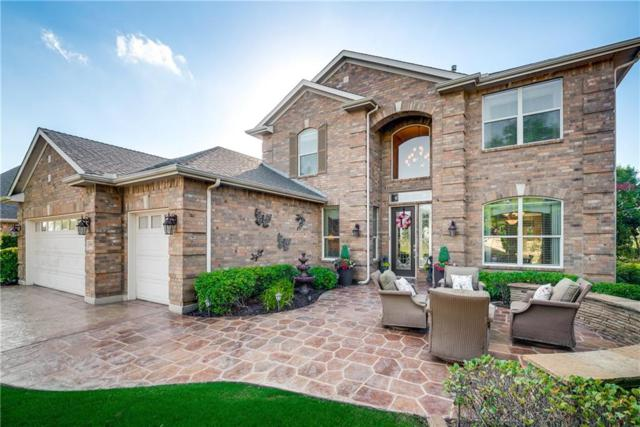 9928 Crestridge Drive, Denton, TX 76207 (MLS #14122898) :: Real Estate By Design