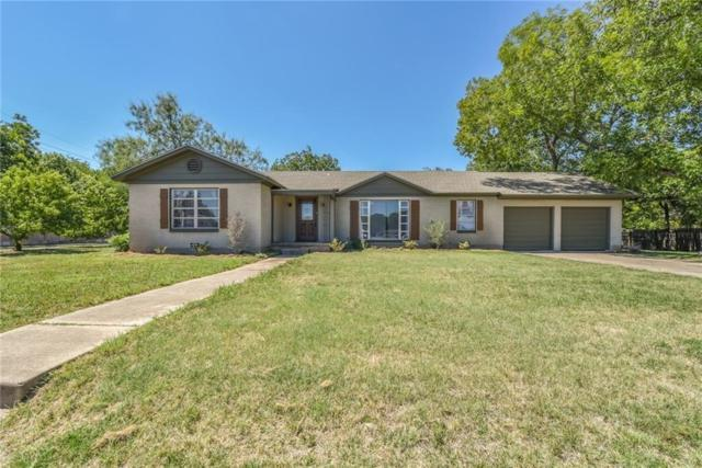 110 S Jones Street, Granbury, TX 76048 (MLS #14122899) :: RE/MAX Town & Country