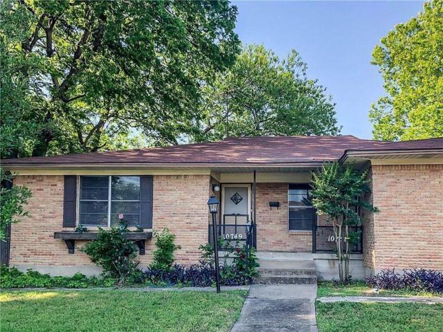 10751 Lake Gardens Drive, Dallas, TX 75218 (MLS #14122906) :: Robbins Real Estate Group