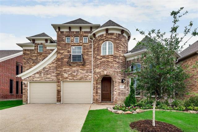 317 Cavanal Hill Drive, Little Elm, TX 75068 (MLS #14122909) :: Kimberly Davis & Associates