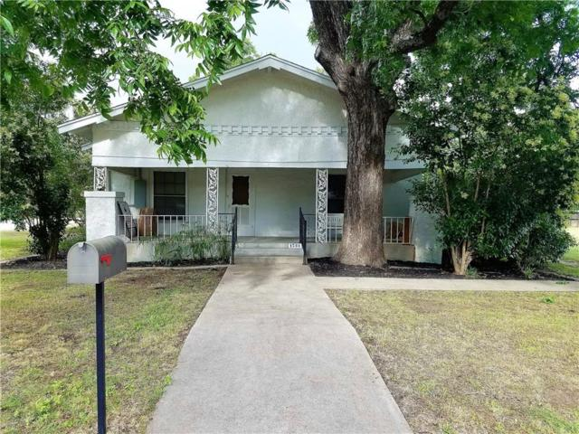1501 San Marcos Street, Coleman, TX 76834 (MLS #14122925) :: Lynn Wilson with Keller Williams DFW/Southlake