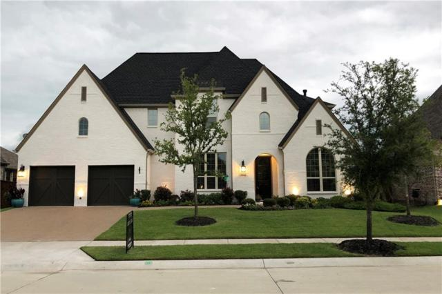 3918 Harrisburg Lane, Celina, TX 75009 (MLS #14122944) :: The Good Home Team