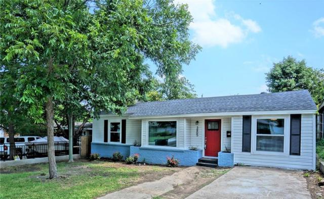 3805 Lafayette Avenue, Fort Worth, TX 76107 (MLS #14122952) :: RE/MAX Landmark
