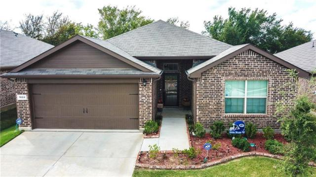1624 Milledge Road, Fort Worth, TX 76120 (MLS #14122961) :: The Good Home Team