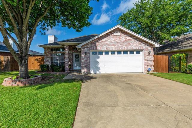 2118 Ridgecliff Drive, Keller, TX 76248 (MLS #14123021) :: The Hornburg Real Estate Group