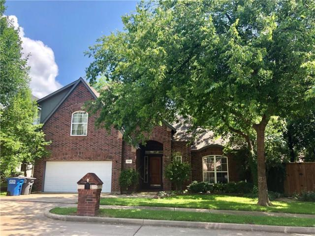 1629 Roma Lane, Allen, TX 75013 (MLS #14123040) :: Hargrove Realty Group