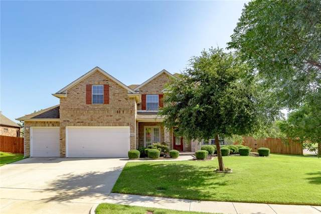 4100 Willingham Court, Fort Worth, TX 76244 (MLS #14123049) :: RE/MAX Town & Country