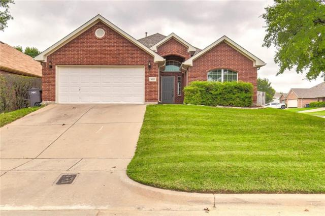 6221 Gillispie Drive, Fort Worth, TX 76132 (MLS #14123053) :: Potts Realty Group