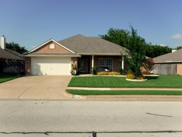 836 Heberle Drive, Burleson, TX 76028 (MLS #14123119) :: The Hornburg Real Estate Group