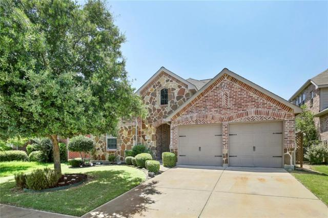 516 Hummingbird Drive, Little Elm, TX 75068 (MLS #14123132) :: Frankie Arthur Real Estate