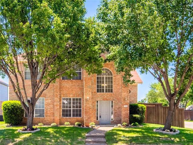 1184 Courtney Lane, Lewisville, TX 75077 (MLS #14123136) :: RE/MAX Town & Country