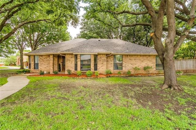 4201 Lake Vista Drive, Benbrook, TX 76132 (MLS #14123137) :: The Good Home Team