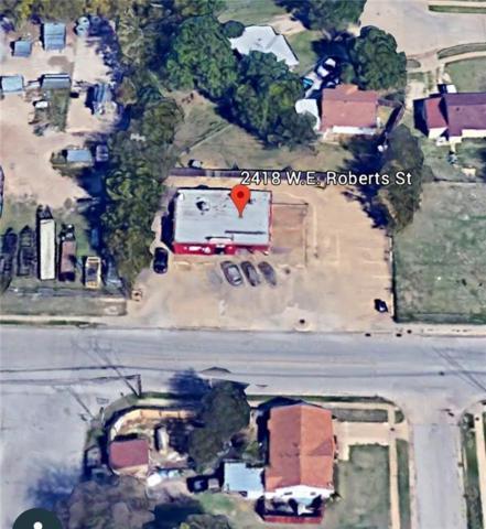 2418 W E Roberts Drive #1, Grand Prairie, TX 75051 (MLS #14123153) :: The Hornburg Real Estate Group