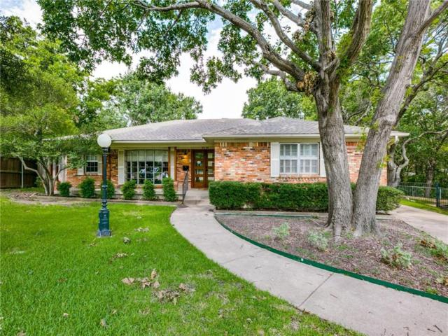 3229 Sharpview Circle, Dallas, TX 75228 (MLS #14123171) :: The Hornburg Real Estate Group