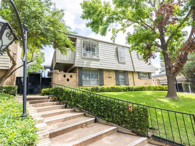 7711 Meadow Park Drive #231, Dallas, TX 75230 (MLS #14123194) :: Team Hodnett