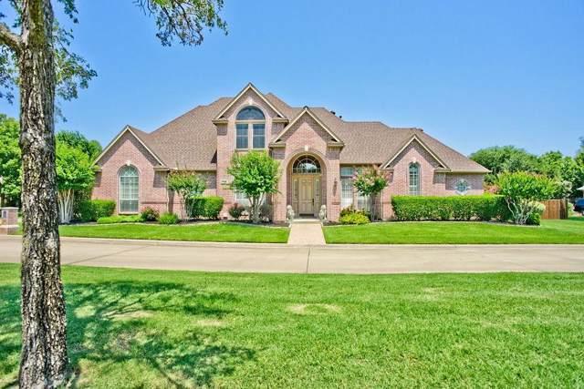 409 Southridge Lakes Parkway, Southlake, TX 76092 (MLS #14123205) :: Magnolia Realty