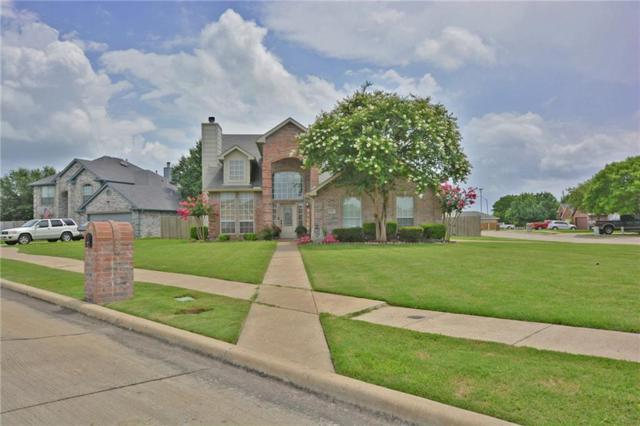 501 Willow Lane, Forney, TX 75126 (MLS #14123206) :: Real Estate By Design